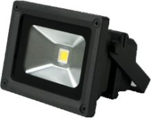 Прожектор LED Gauss LED 10W COB IP65 6500К черный